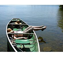 Thank Goodness for the Land of 1000 Lakes Photographic Print