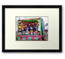 Win-A-Pooh!!! Framed Print