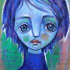 Eminescu child by Ciprian  Chirita