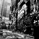hosier lane | melbourne by Anthony Hennessy