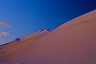 Sand dunes by FLYINGSCOTSMAN