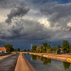 Dramatic Skies by Sue  Cullumber