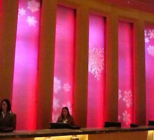 Borgata Hotel - Front Desk  ^ by ctheworld