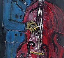 BLUE BASS by JASON JENKINS