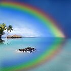 Rainbow Island by Nasko .