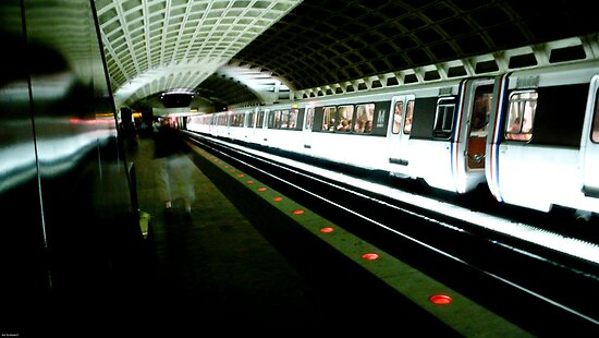 The DC Metro by Jim Scolman