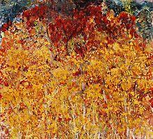 Autumn in the Pioneer Valley by Regina Valluzzi