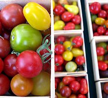Heirloom Tomatoes by chloebphotos