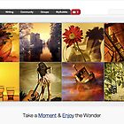 Colors of L I F E - 8th October 2010 by The RedBubble Homepage