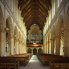 Sacred Heart Cathedral 1 - Bendigo by Hans Kawitzki