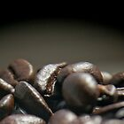 Coffee Beans Macro by hedidwhat