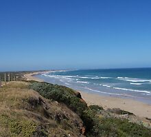Beach-Queenscliffe Victoria by glennmp