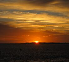 Sunset 2- Queenscliffe Victoria by glennmp
