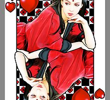 Queen of Hearts by Ivy Izzard