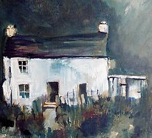 Welsh Cottage by Sue Nichol