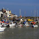 Bridlington Harbour by Rod Johnson