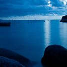 Belitung at Dusk by ferryvn