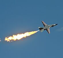 F111, Dump and Burn - one of the last by bazcelt