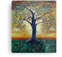 'The Giving Tree' (Dedicated to Shel Silverstein) Metal Print