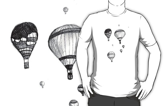 Hot Air Balloons by grace1993