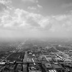 View over Chicago - From Willis Tower by rich stokes