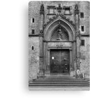 Esglesia de Santa Maria del Mar Canvas Print