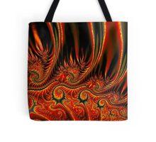 Something's Burning! Tote Bag