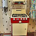 "Parkinson Cowan ""Peeress"" Gas Cooker - 1959 by David Bradbury"