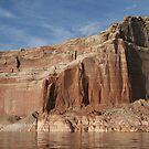 red cliffs by DKphotoart