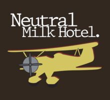 Neutral Milk Hotel - Aeroplane by mouseteeeeeth