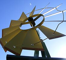 Windmill by Marie Smith