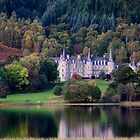 An Tigh Mor - Trossachs by JamesTH