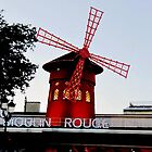 Moulin Rouge by ninadangelo