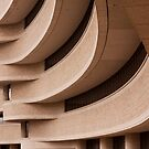 Curves - Museum of Civilization by Josef Pittner