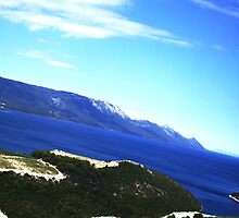 Dubrovnik Coastline by ninadangelo