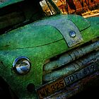 Route 66 Old Dodge by Susanne Van Hulst