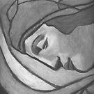 Madonna of Humility by artymelanie