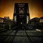 """Old Bridges"" - Memphis, Tennessee by jscherr"
