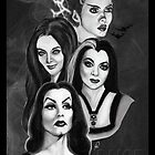 Women of Horror by Paige Reynolds