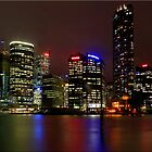 Brisbane River by Kym Howard