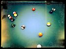Down At The Pool Hall - 4 by Eric Scott Birdwhistell