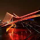 Storey Bridge Zoom by Kym Howard