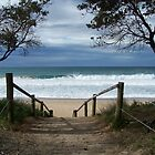 Coffs Harbour Beach Track by timthetraveller