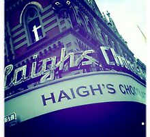 Haighs Chocolates. by Luke Pearce