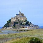 Mont-Saint-Michel, France... by eithnemythen