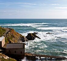 The Old Lifeboat Station by GBR309
