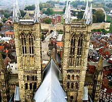 Lincoln Cathedral Tower Tour by HRLambert