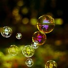 Perfect spheres by Iuliana Evdochim