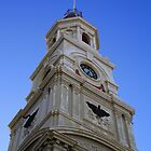 Town Hall Clock - Fremantle by sparkographic