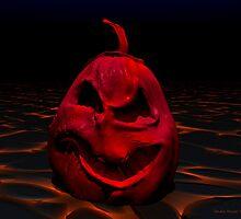 Jack in Hell by Sandra Bauser Digital Art